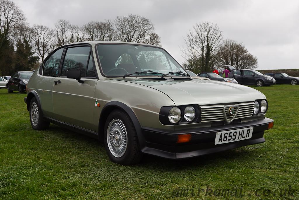 Alfa Romeo Alfa-Sud