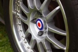 Ronart Lightning, wheel detail