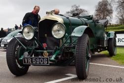 Pre-War Bentley