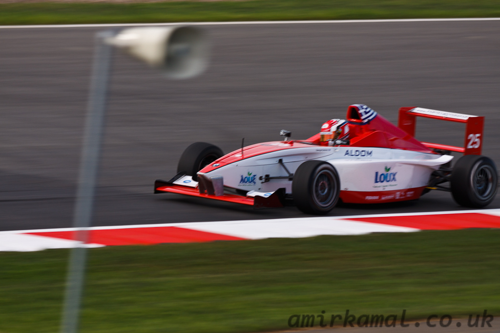 Friday, Formula BMW Practice
