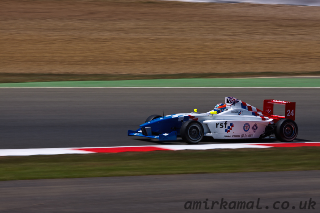 Friday, Formula BMW Qualifying