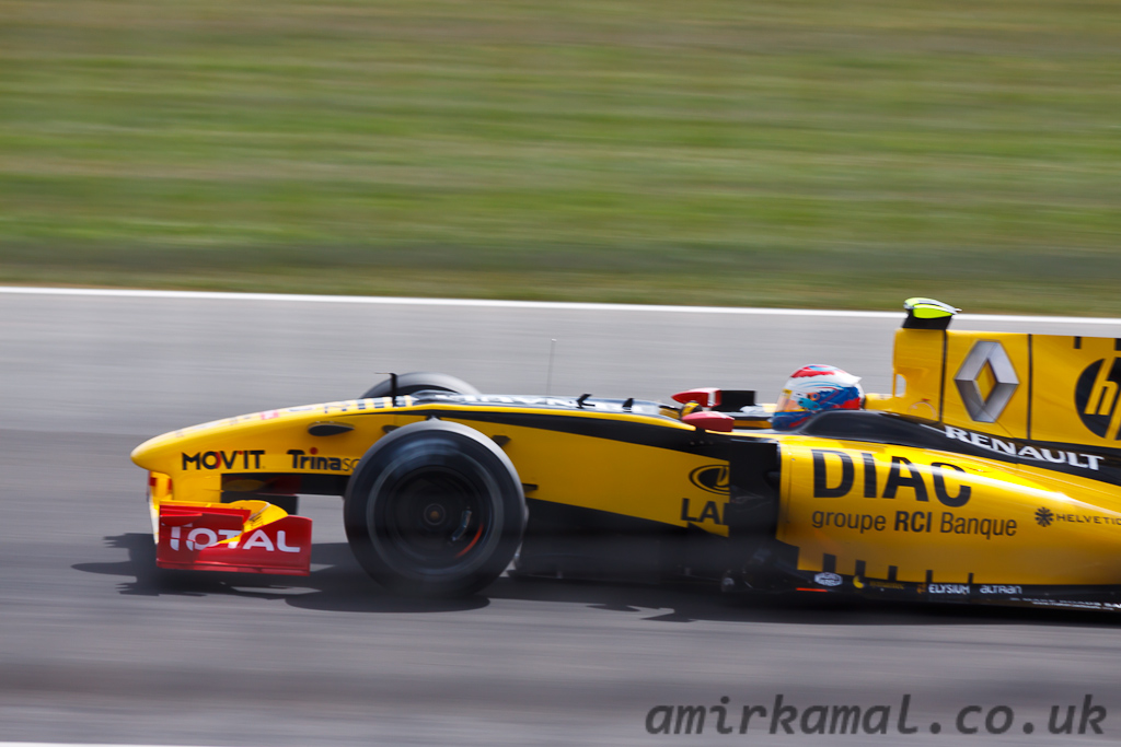 Saturday, Formula One 3rd Practice