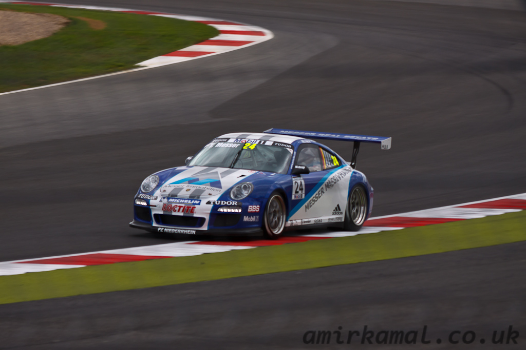 Saturday, Porsche Supercup Qualifying