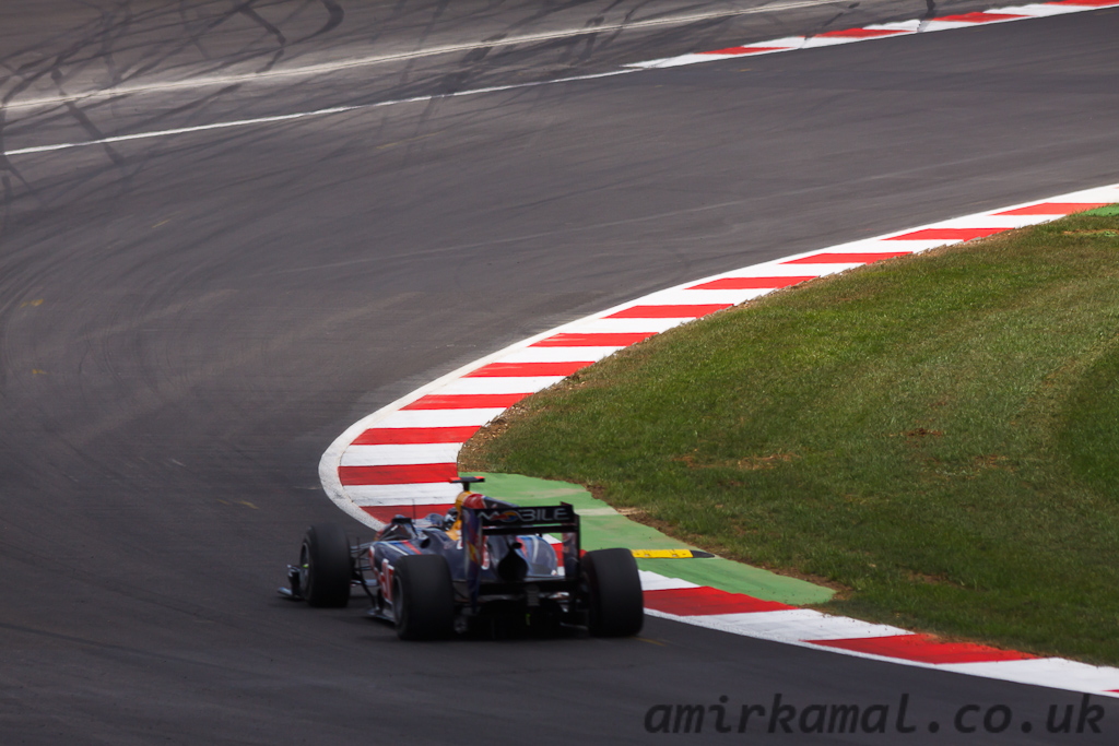 Saturday, Formula One Qualifying