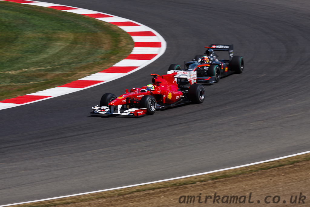 Sunday, Formula One Race