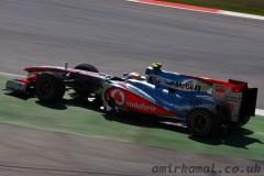 Formual One British Grand Prix 2010