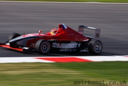 Friday, Formula BMW Practice