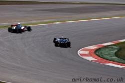 Friday, Formula One 1st Practice