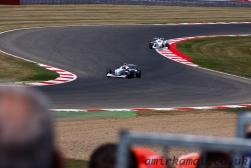 Friday, Formula BMW Qualifying