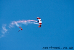 Red Devils Parachute Team