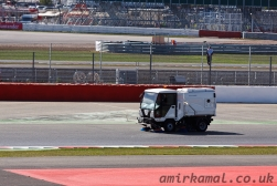 Mercedes new aero package wasn't quite what their drivers had expected