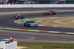 Sunday, Formula One Race