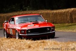 Boss 302 Mustang (1969)
