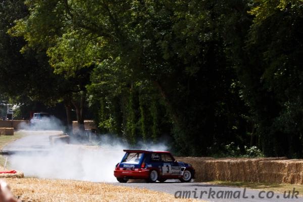 Renault 5 Maxi Turbo, 1985