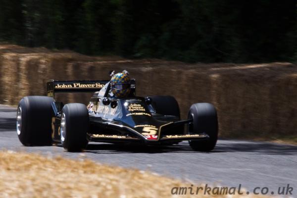Lotus Cosworth 79, 1978