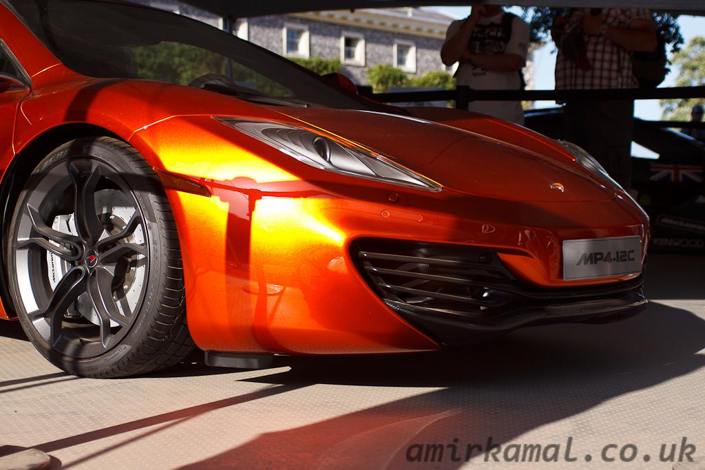 McLaren MP4-12C, 2010
