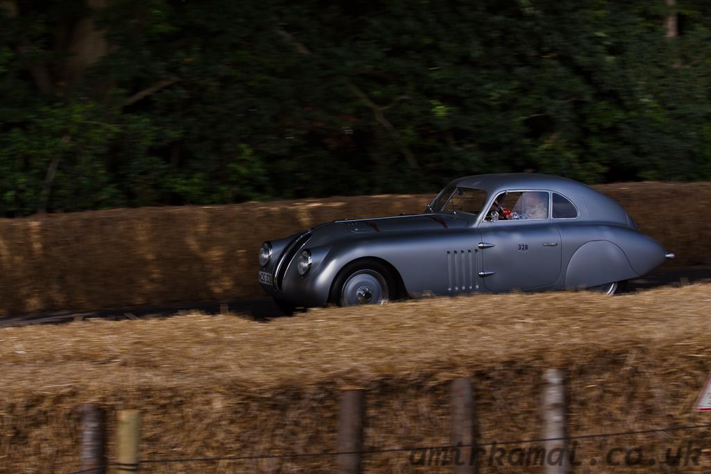 BMW 328 Mille Miglia, 1939