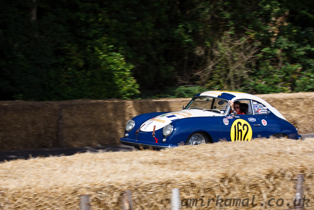 Porsche 356, 1954