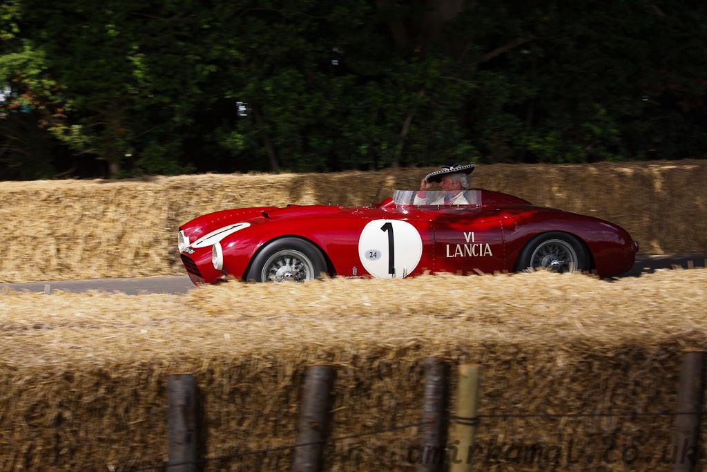 Lancia D24, 1954