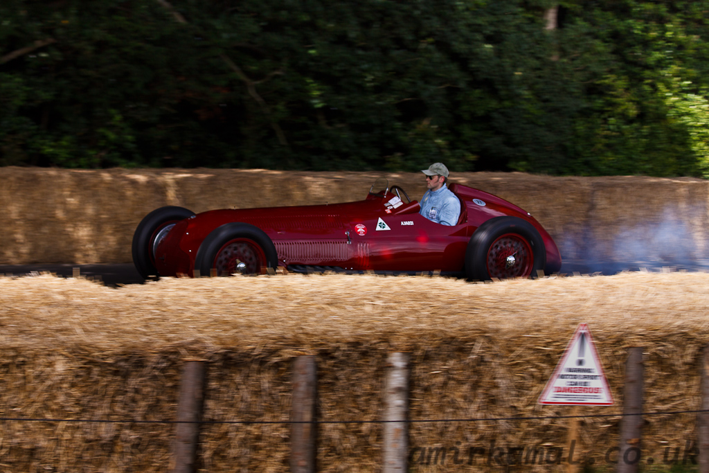 Alfa Romeo 12C-37, 1937