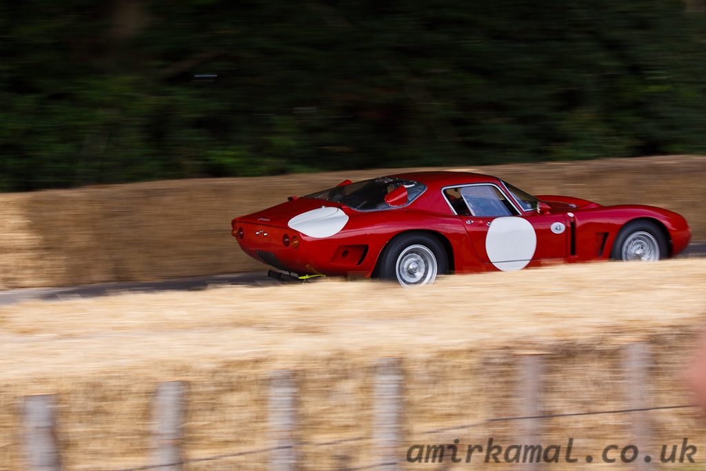 ISO Grifo A3C, 1965