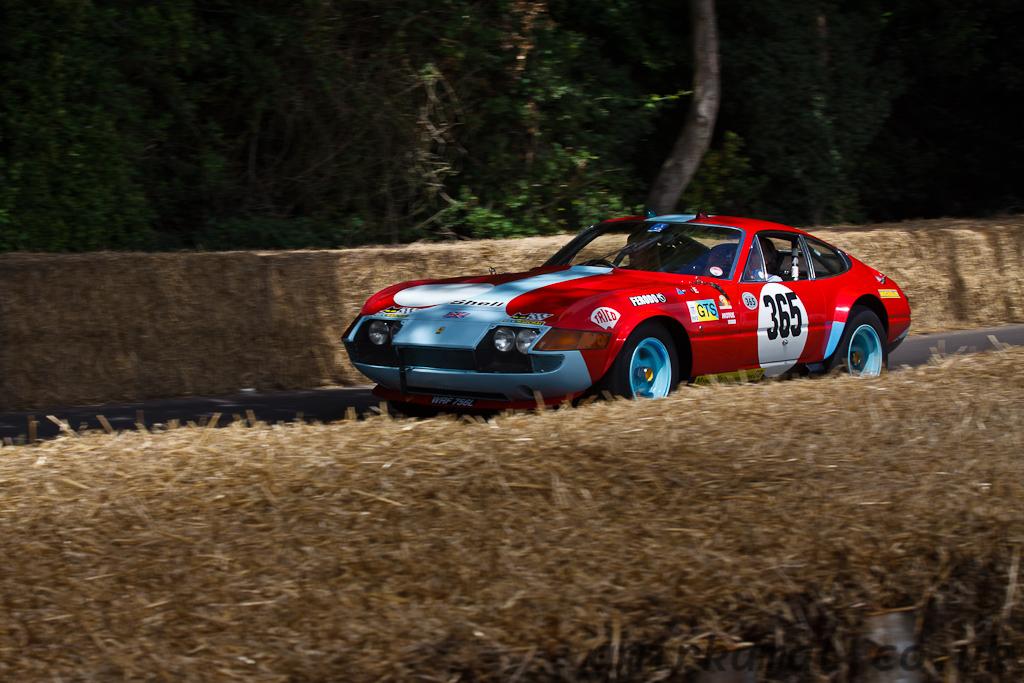 Ferrari 365 GTB\4 Daytona LM, 1972