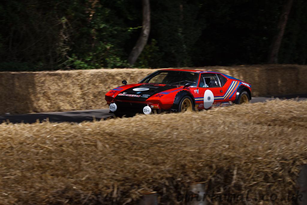 De Tomaso Pantera, 1974