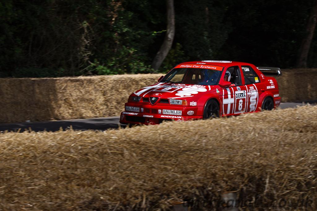 Alfa Romeo 155 DTM, 1993