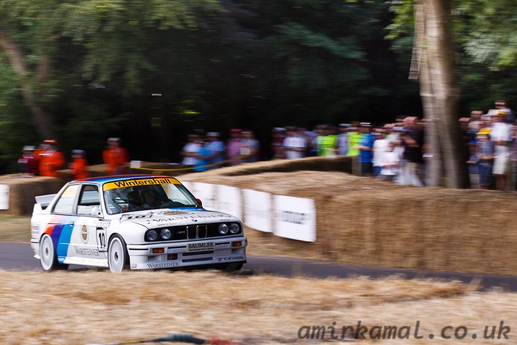 BMW M3 E30, 1989