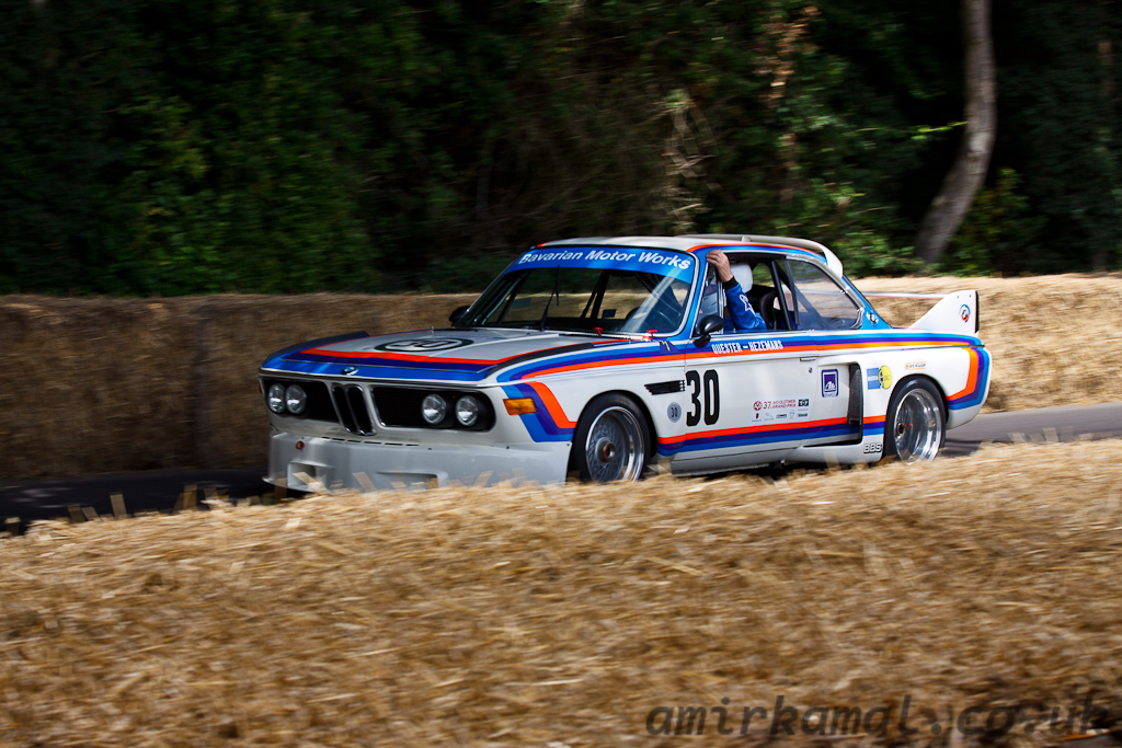 BMW 3.0CSL Batmobile, 1973