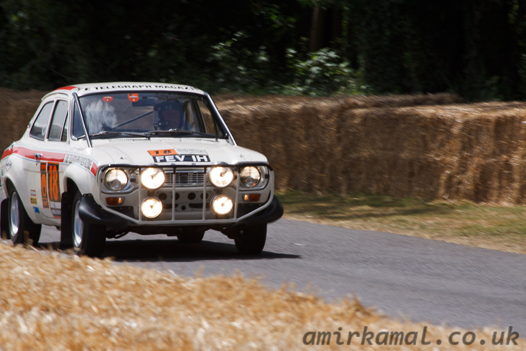 Ford Escort Mk1 World Cup, 1970