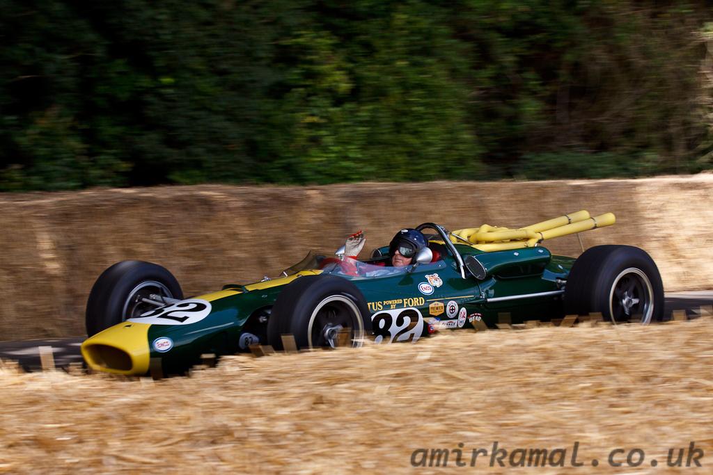 Lotus-Ford 38, 1965