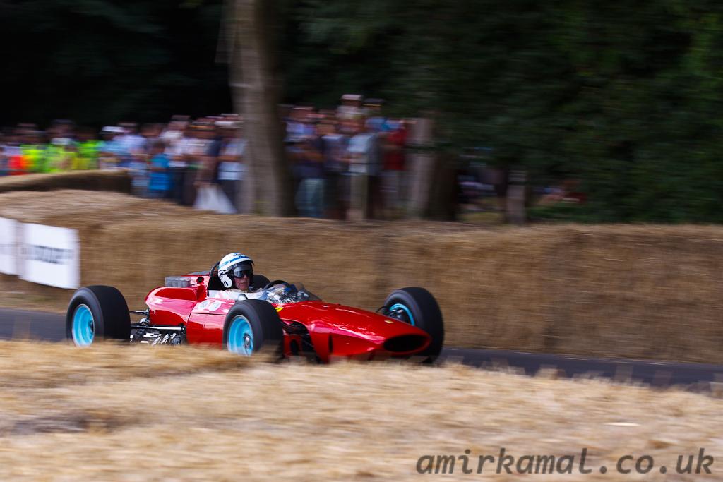 Ferrari 158, 1966