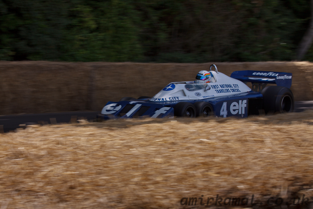 Tyrell Cosworth P34, 1976
