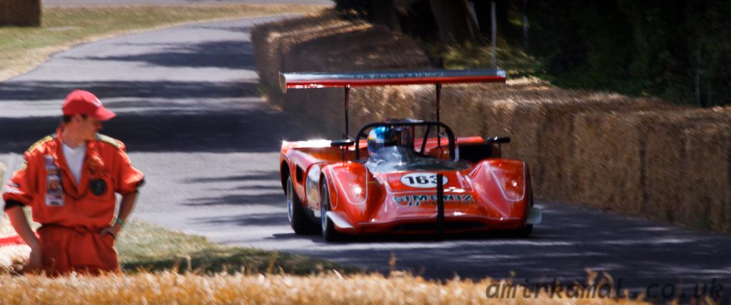 Lola Chevrolet T163, 1969