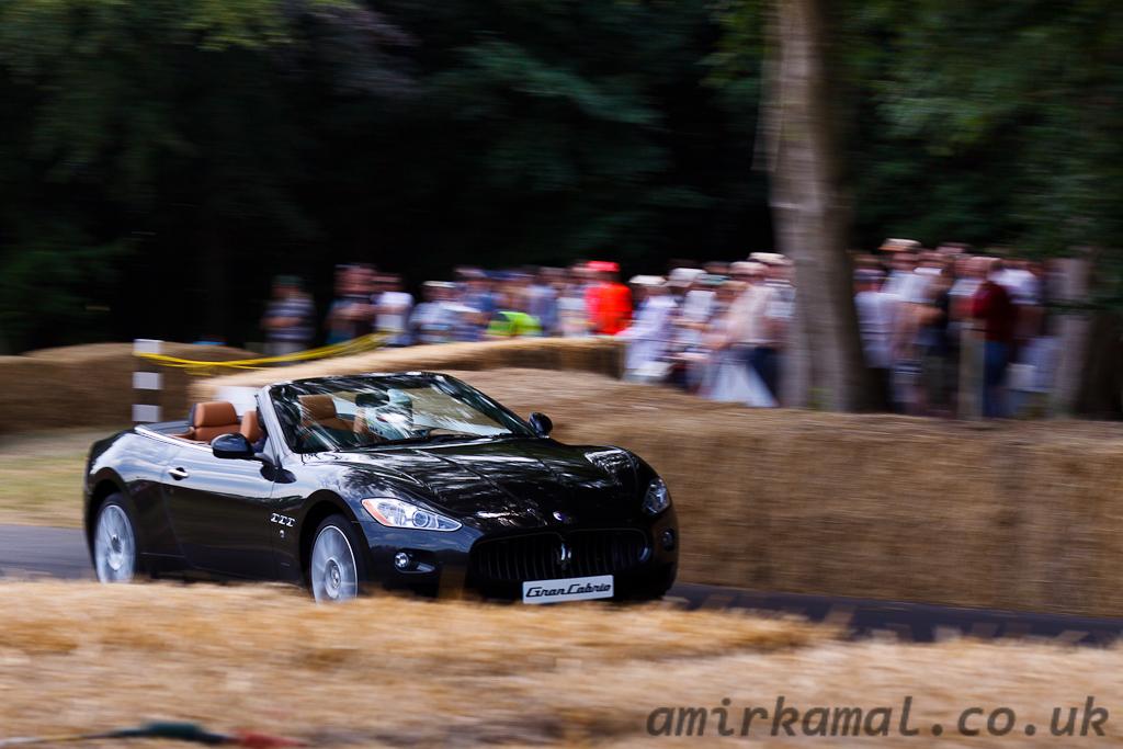 Maserati Gransport Cabriolet