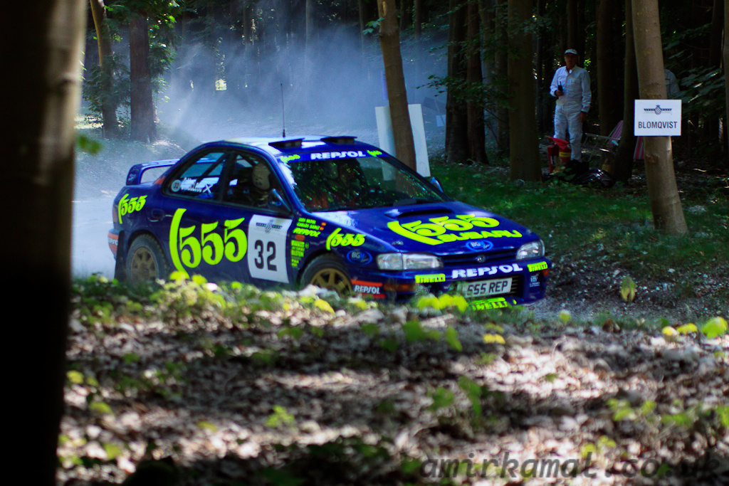 Subaru Imprezza WRC, 1995