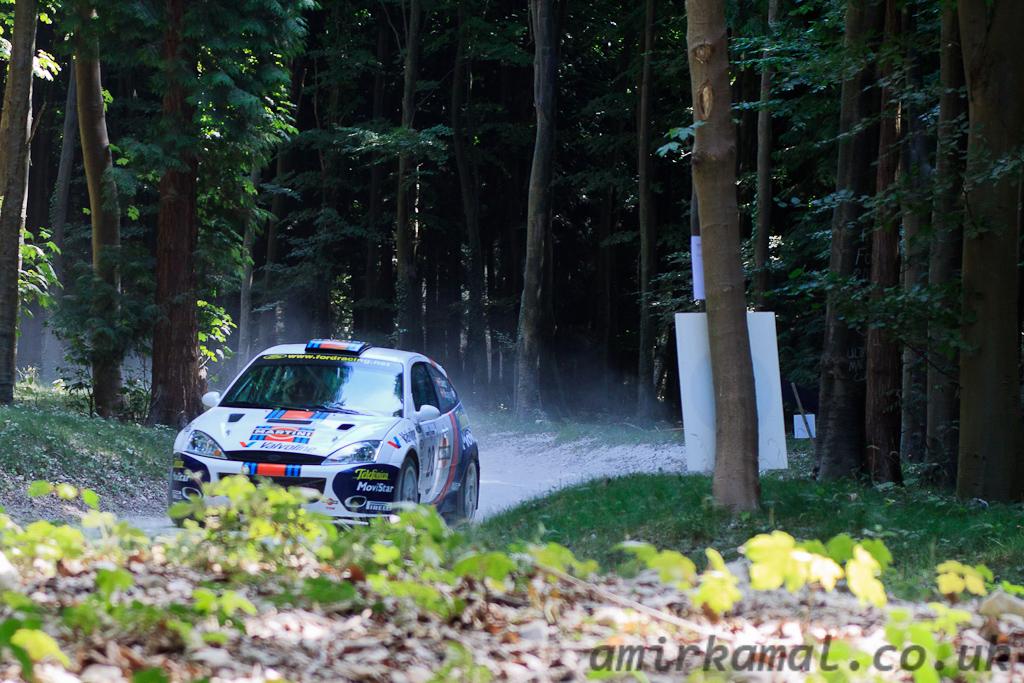 Ford Focus WRC, 2002