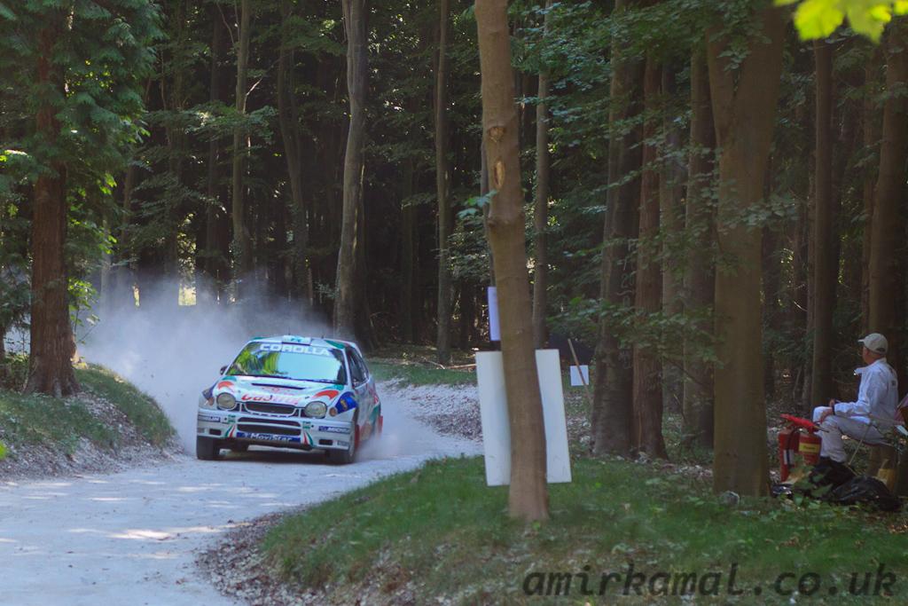 Toyota Corolla WRC, 1998