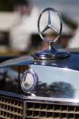 Mercedes 600 Pulman detail