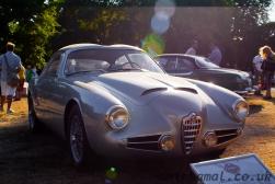 Alfa Romeo 1900 SS Zagato