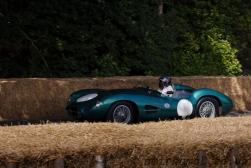 Aston Martin DBR2, 1957