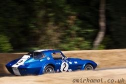 Chevrolet Corvette Grand Sport, 1963