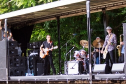 Jimmie Vaughn's backing band
