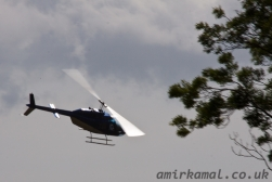 Random Helicopter