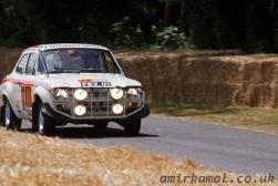 Ford Escort Mk1 World Cup, 1970