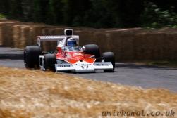 McLaren Cosworth M23, 1973