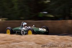 Lotus Climax 18, 1960