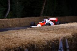 McLaren TAG MP4/2C, 1986