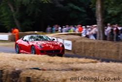 Ferrari 599 GTO, 2011